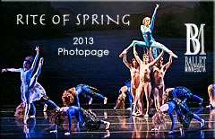 Rite of spring photos