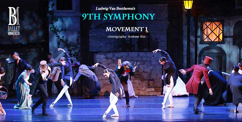 Beethoven's 9th, Movement 1