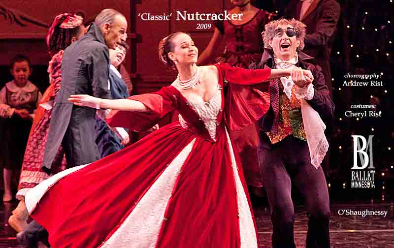 Nutcracker 2009  LR/GP  Menu