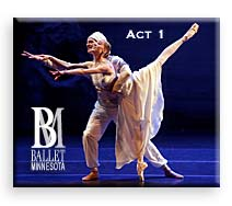 La Bayadere, Act 1, Roll