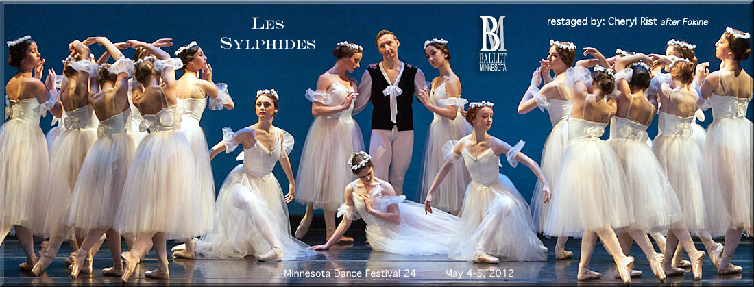 Sylphide Opening & Bow