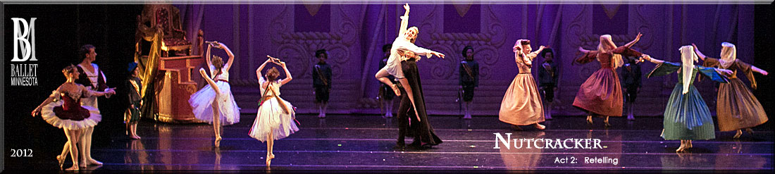 Opening of Act 2   Nutcracker 2013