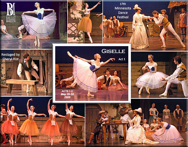 Giselle Act1