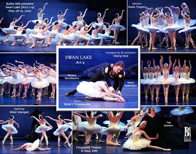Swan Lake Act 4    pp