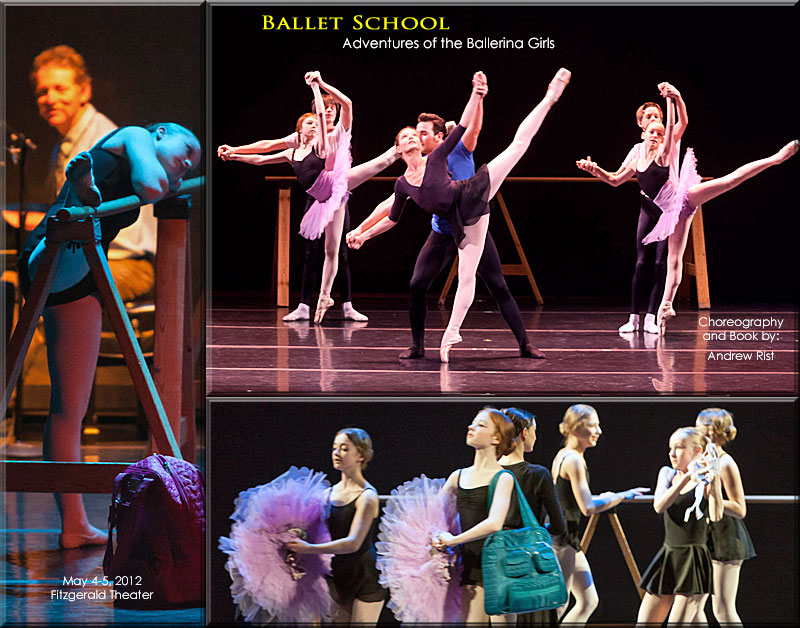 YOUTH BALLET CLASSES