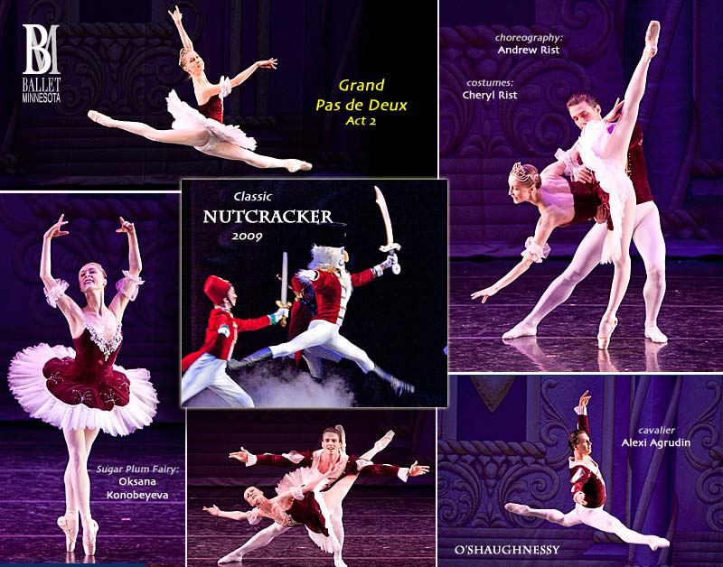 BMN Nutcracker GP/War  pp