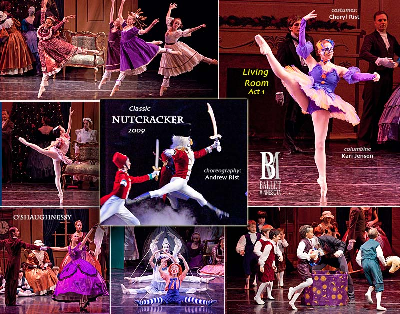 BMN Nutcracker  LR/Snow pp