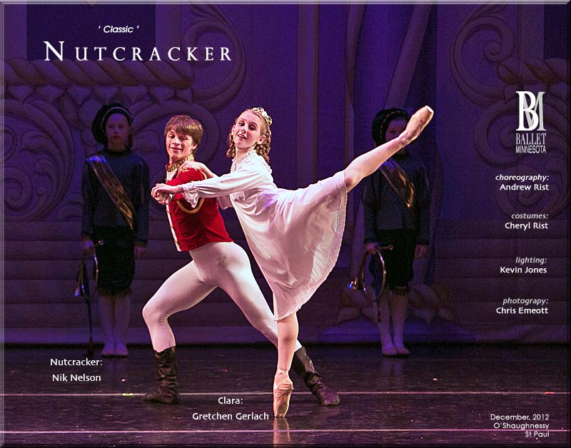 Nutcracker 2013   Act 2    Palace